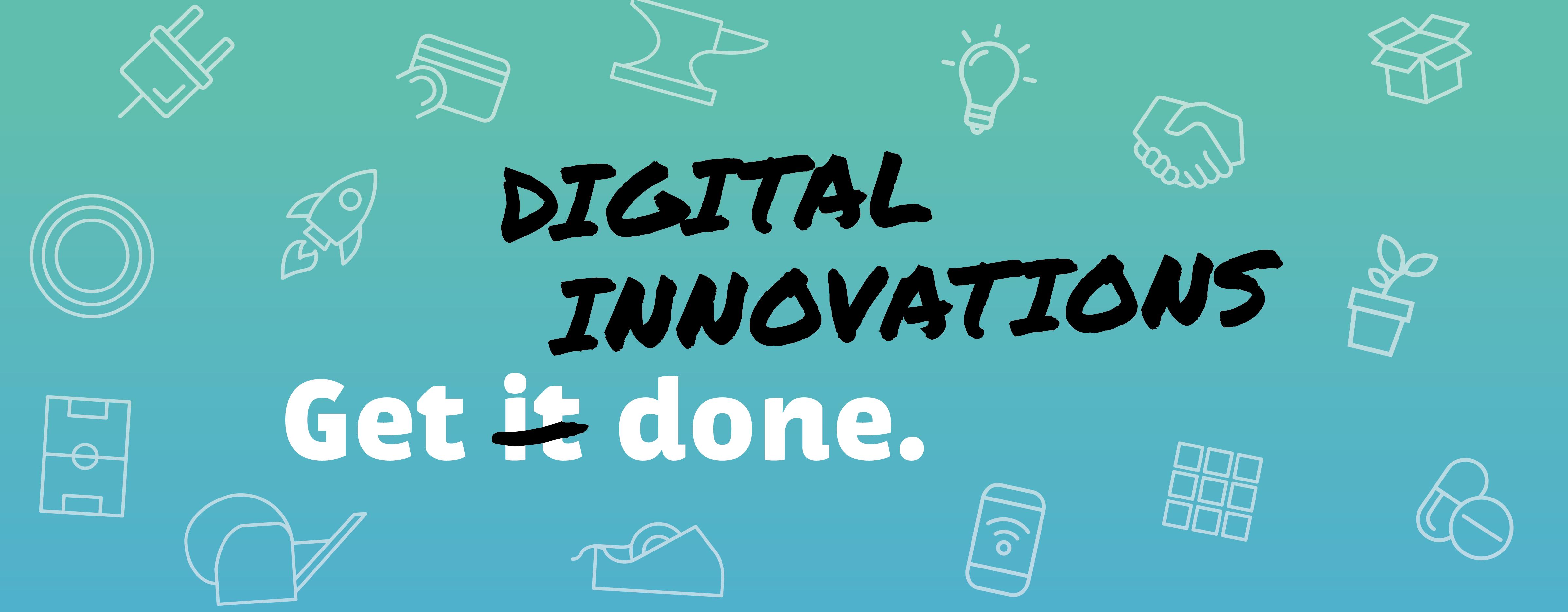 Titelbild Digitale Innovationen